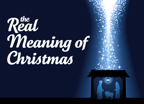 Children the Real Meaning of Christmas