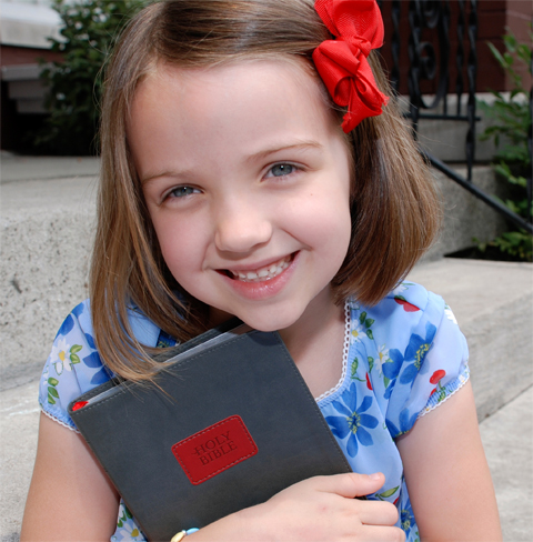 little-girl-bible