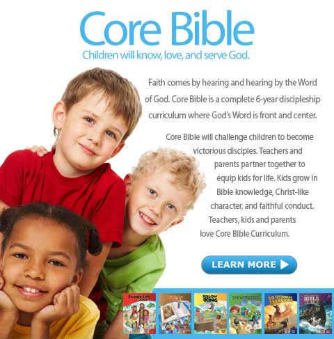Core Bible: Elementary Curriculum